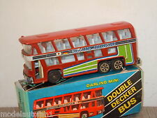 Double Decker Bus van Maxwell India in Box *18003
