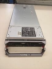 DELL POWEREDGE M600 BLADE SERVER 2x DUAL CORE 5160 3.0GHz 8GB 2x 146GB 15K SAS