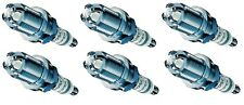 6 x BOSCH SUPER 4 SPARK PLUGS FOR BMW 3 / 5 / 6 / 7 SERIES E12 21 23 24 28 30 34