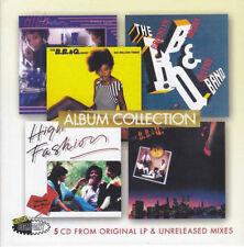 B.B & Q & High Fashion ALBUM COLLECTION - 5 CD Box Set 2006 OOP RARE