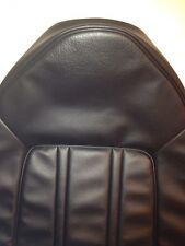 Valiant Charger Vj Low Back Seat Covers Full Set,black Chrysler Robuck