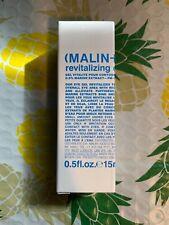 Malin + Goetz Revitalizing Eye Gel Full Size .5 oz / 15 ml New In Box