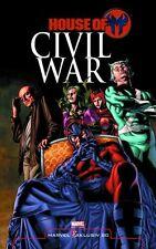 MARVEL EXKLUSIV 80 HC deutsch HOUSE OF M-CIVIL WAR lim.Variant-Hardcover X-MEN