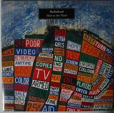 Radiohead Hail to the Thief 2LP gatefold sleeve NEU/SEALED