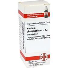 NATRIUM PHOSPHORICUM D 12 Globuli 10g PZN 4228935