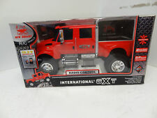 New Bright Radio Control RC International CXT 1/6 Scale Red Truck Super Rare NIB