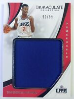 2018-19 Panini Immaculate Collection Remarkable Shai Gilgeous-Alexander, #'d/99