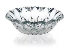 New Celebrations by Mikasa Blossom Crystal Bowl Large & Fabulous!! 13.5""