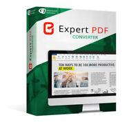 AVANQUEST EXPERT PDF 14 CONVERTER LICENZA 12 MESI nuovo.