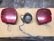 More details for ford 1000 series rear lights & side light ford 3000 4000 5000 7000 etc
