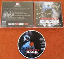 590cdca9e2 Johnny Cash The Man in Black + org. AUTOGRAMM Musik Theaterstück und  Musical RAR
