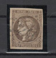 AG4887/ FRANCE – CERES – Y&T # 47 USED - CV 330 $