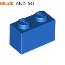 Lego ® 10x Basic 1x6-Sable Bleu-Sand Blue-BRICK 3009-Classic Pierre