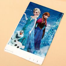 "♛ Shop8 : 1 pc FROZEN Plastic Table Cover 54*72"" Party Needs"