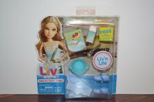 2010 Spinmaster LIV Fashion Doll ACCESSORY PACK LIV'N LIFE Breakfast Time Food