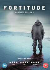 Fortitude: Complete Season 2 DVD (2017) Sofie Gråbøl ***NEW***