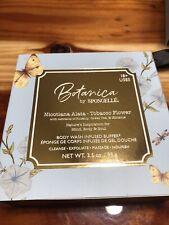 Spongelle Botanica Tobacco Flower Buffer Bath Sponge Free Ship Special Offer