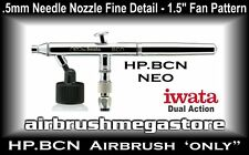 Iwata Neo Airbrush HP.BCN .5mm ( Airbrush Only ) + Free Insured Post