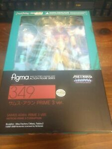 Figma Samus Metroid Prime 3 USA Seller MIB Good Smile Company Max Factory USA