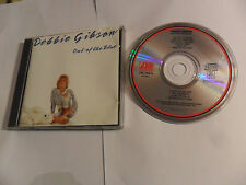 DEBBIE GIBSON - Out Of The Blue (CD 1986) GERMANY Pressing