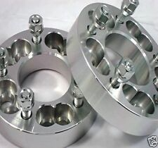 4 Pc 5x114.3 To 5x120 BILLET WHEEL ADAPTERS/ADAPTER 1.25 Inch