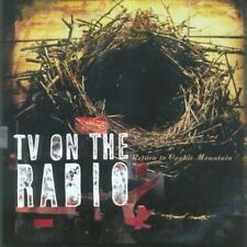 TV ON THE RADIO - RETURN TO COOKIE MOUNTAIN NEW VINYL RECORD