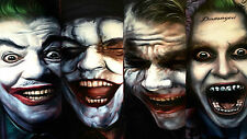 THE JOKER POSTER - A3 SIZE 297X420MM - BUY 2 GET A 3RD FREE! (14) BATMAN/ARKHAM