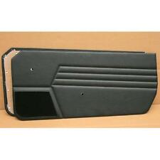New Pair of Door Panels for Triumph Spitfire 1964-1970 Black Made in the UK