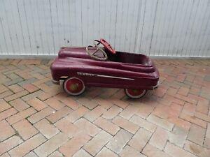 Comet Peddle Car v12 SUPER DRIVE