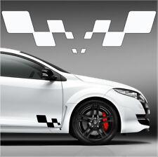 Renault Sport X2 stickers latéral gauche et droit 22 cm x 12,5 cm 13 coloris