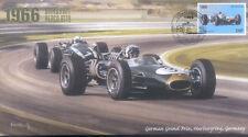 1966 brabham-repco & cooper-climax T81 nurburgring F1 housse