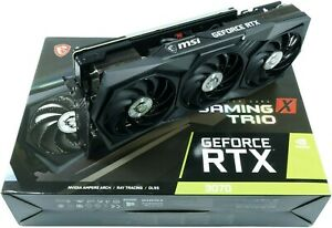 MSI GeForce RTX 3070 8GB GDDR6 Pci-E / 3 x DisplayPort .JPEG edition