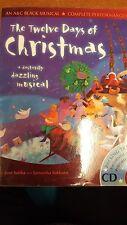 Sebba & Backhurst: The Twelve Days Of Christmas: Musical: Music Score