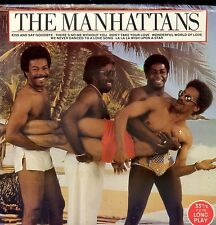 7inch THE MANHATTANS kiss and say goodbye EP UK 1975 EX