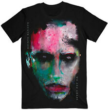 MARILYN MANSON We Are Chaos Album Cover T-SHIRT OFFICIAL MERCHANDISE