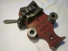 Vintage Ridgid B C 5 Bench Chain Pipe Vise Bc5 1 Pipe
