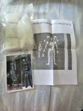 1/8 Ghost in the Shell: Motoko Kusanagi in Combat Suit Unpainted Resin Model Kit