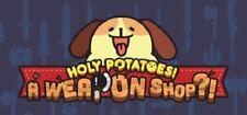 Holy Potatoes! A Weapon Shop?! - STEAM KEY - Code - Digital - PC, Mac & Linux