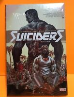 SUICIDERS Vol 1 by Lee Bermejo TPB Graphic Novel (2015 Vertigo, Hardcover) NEW