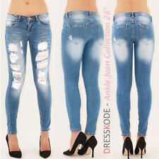 Low Rise Plus Size Jeans Jeggings, Stretch for Women