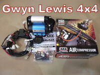 ARB Air Compressor 12 volt CKMA12 High Output ARB Diff Lock Ashcroft Locker 8274