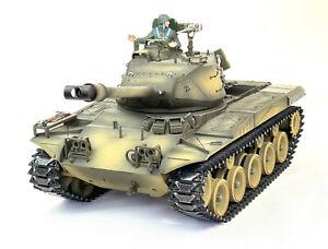 Taigen ( Not Heng Long ) M41 Walker Bulldog 1/16  RC 2.4G BATTLE TANK PRO BB UK