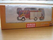 RIETZE Iveco Magirus Feuerwehr HLF 20/16 Sondermodell für Magirus OVP 1:87