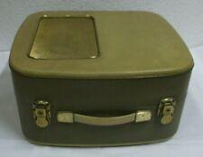 50er Plattenspieler Gehäuse Koffer mit Lautsprecher mid century 50s Vintage