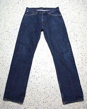 Levis 752 Jeans Hose W32 L34 Straight Cut C851