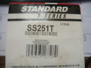 1993-1995 STANDARD CHEVROLET, EXPRESS VAN SUBURBAN STARTER SOLENOID  # SS251T