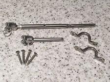 DIY STAINLESS STEEL WIRE ROPE BALUSTRADE KIT