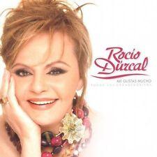rare CD ROCIO DURCAL me nace del corazon NO LASTIMES MAS amor eterno CARAMELITO
