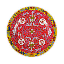 """CHINESE SMALL MELAMINE PLATE - 6"""""""