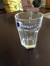 Set of 11  Hoegaarden Beer Glasses ! Belgium's Original White Ale ! NIB